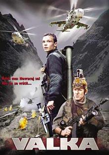 Válka - DVD /plast/