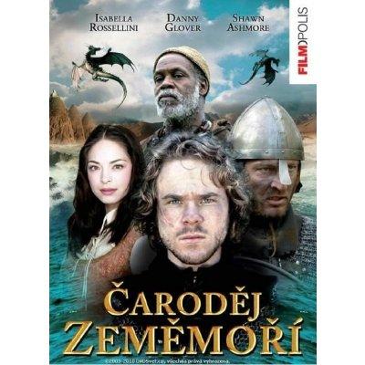 Čaroděj zeměmoří - DVD /digipack/