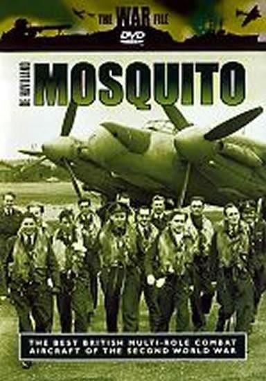 Válečná technika 5 - Mosquito - DVD /digipack/