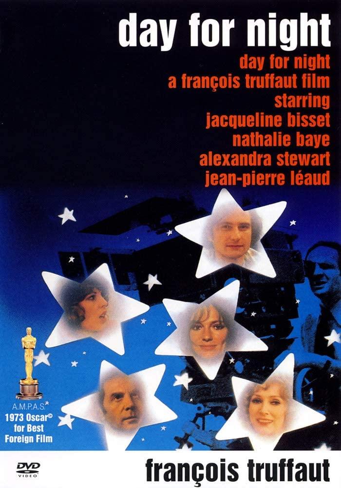 Day for Night - DVD /plast/