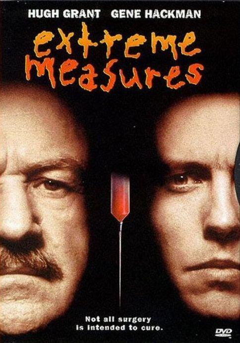 Extreme Measures - DVD /plast/