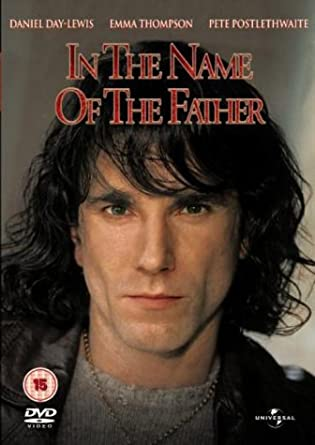 In the Name of the  Father - DVD /plast/