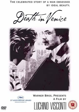 Death in Venice - DVD /plast/