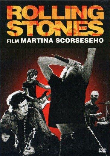 Rolling Stones - film Martina Scorseseho - DVD /plast/