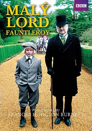 Malý Lord Fountleroy - DVD /plast/