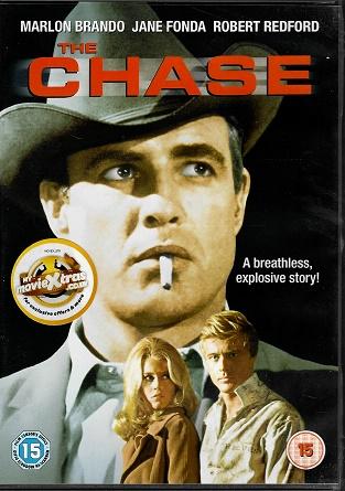 The Chase / Štvanice - Marlon Brando ( originální znění, titulky CZ ) plast DVD