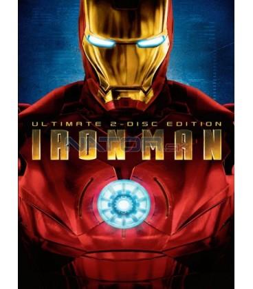 Iron Man - Ultimátní 2-disková edice - 2xDVD /plast/