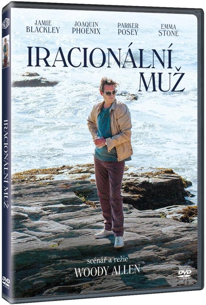 Iracionální muž - DVD /plast/