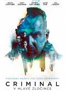 Criminal - V hlavě zločince - DVD /plast/