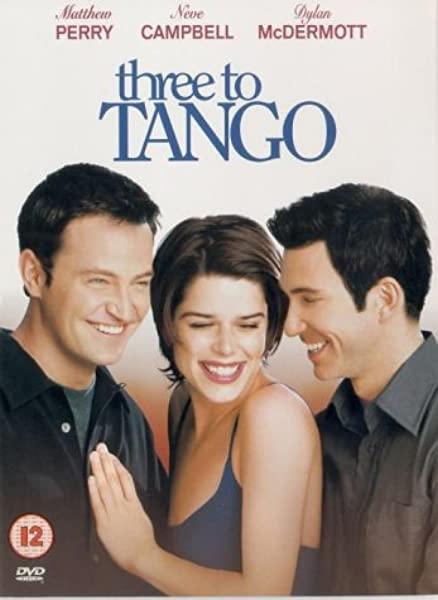 Three to Tango - DVD /plast/
