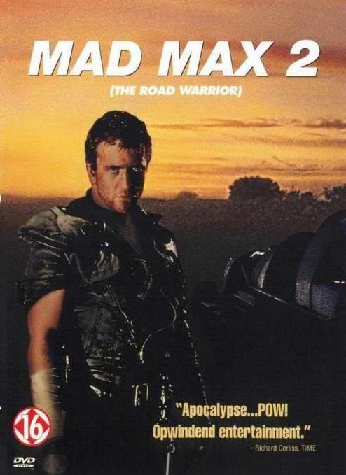 Mad Max 2 - DVD /plast/