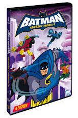 Batman - Odvážný hrdina 4 - DVD /plast/