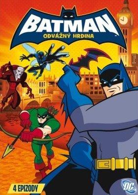 Batman - Odvážný hrdina 2 - DVD /plast/