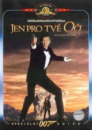 Jen pro tvé oči - Speciální edice 007 - DVD /plast/