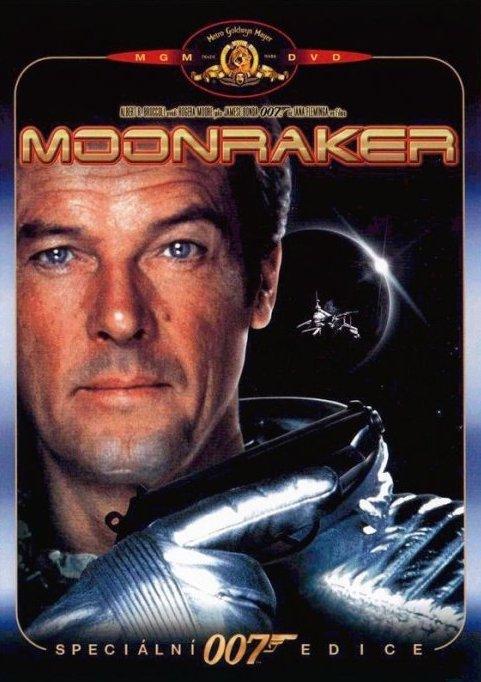 Moonraker - Speciální edice 007 - DVD /plast/