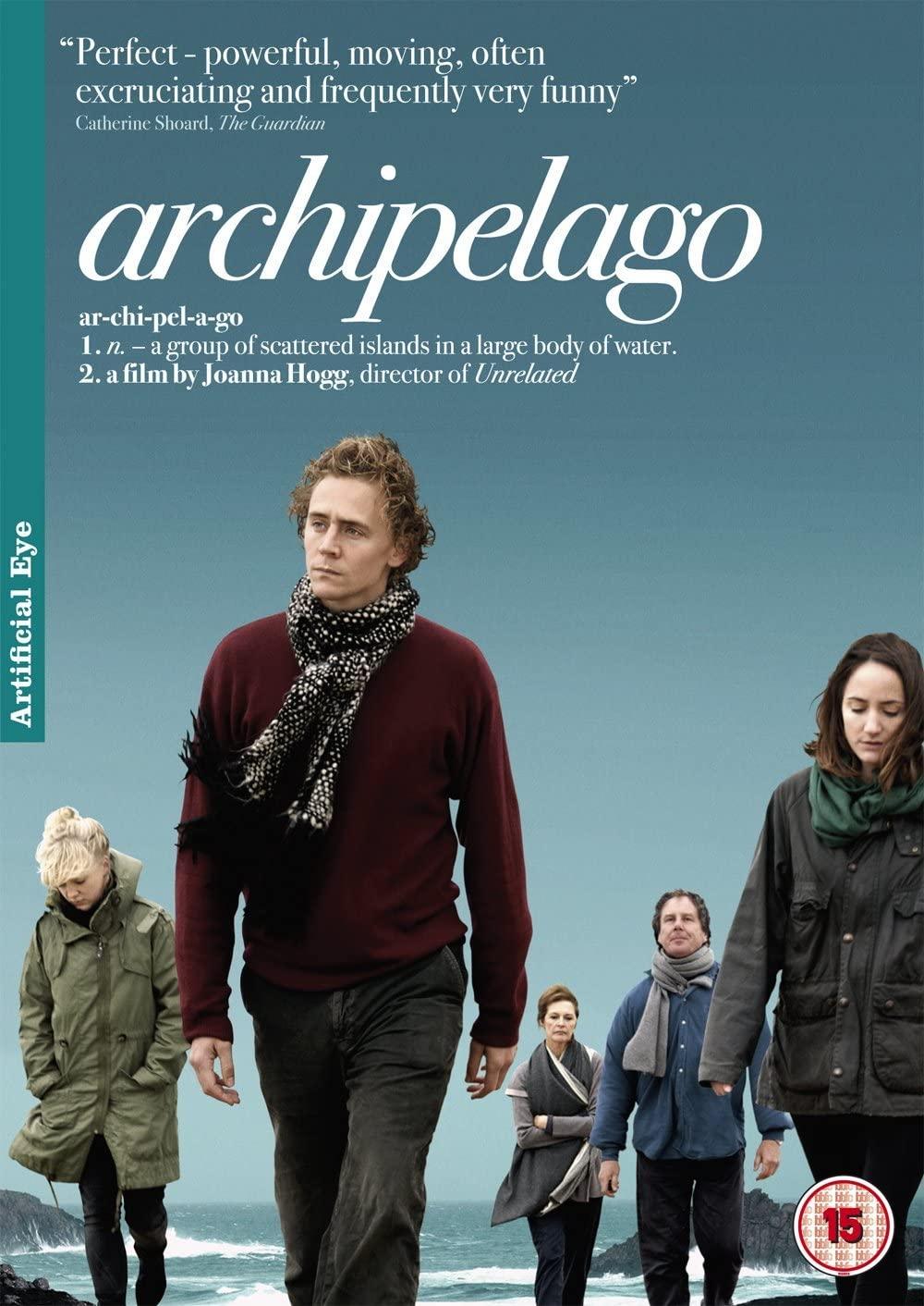 Archipelago - DVD /plast/