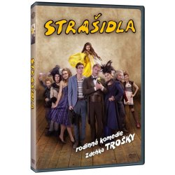 Strašidla - DVD /plast/