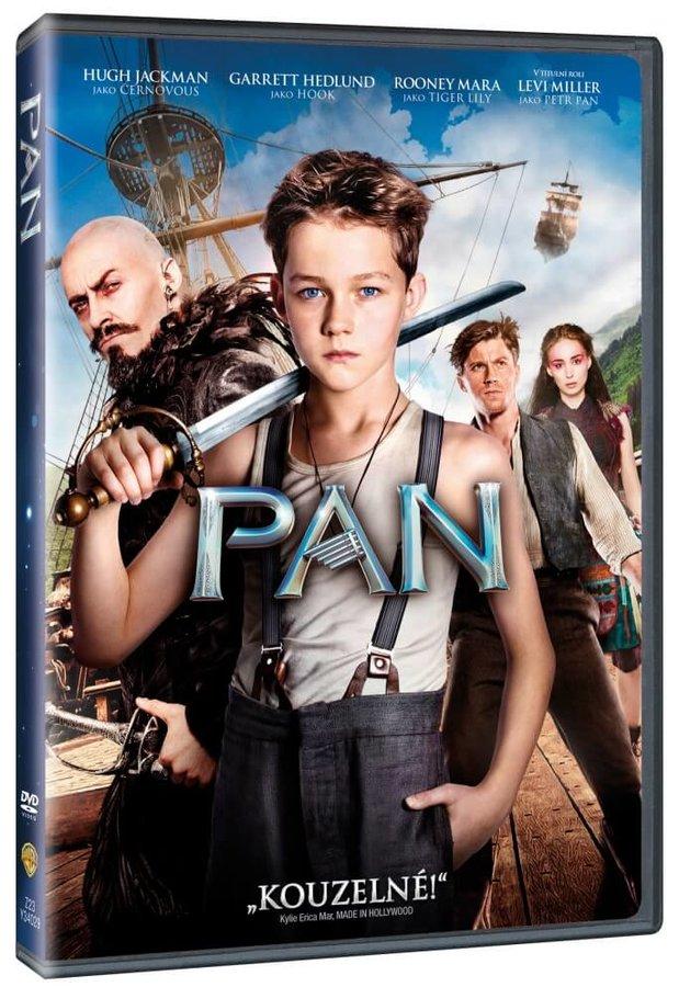 Pan - DVD /plast/