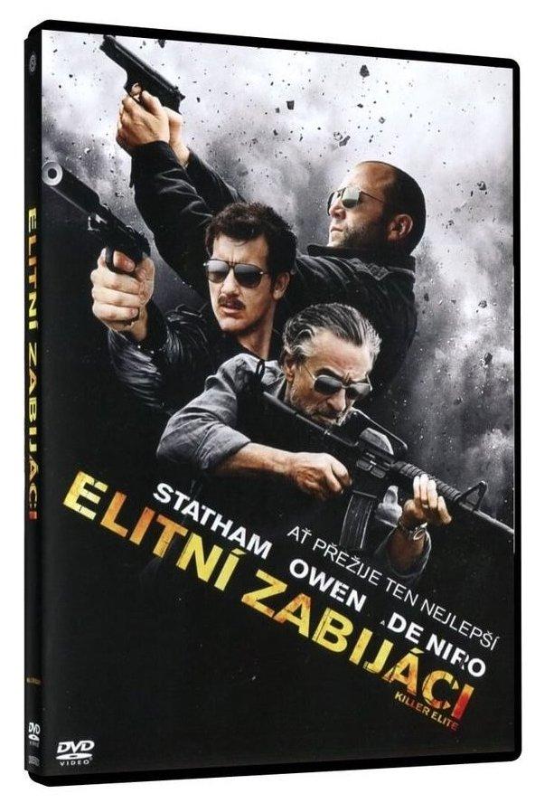 Elitní zabijáci- DVD /plast/