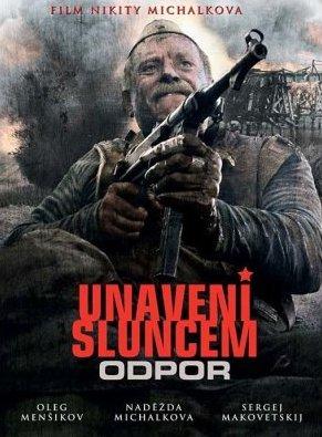 Unaveni sluncem - Odpor - DVD /digipack/ /bazarové zboží/
