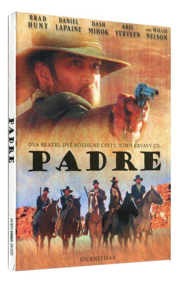 Padre - DVD /digipack/ /bazarové zboží/