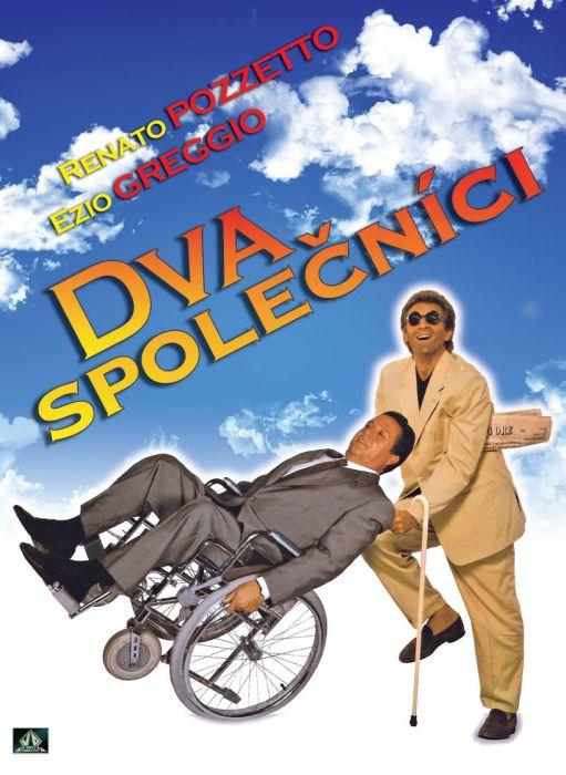 Dva společníci - DVD /digipack/