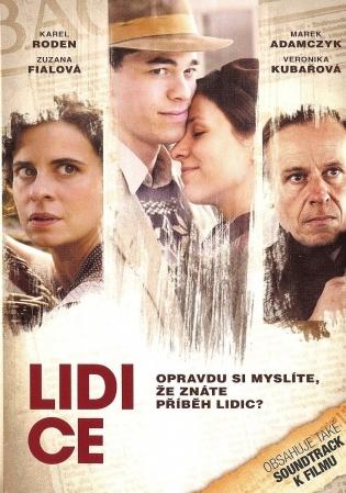 Lidice - DVD + CD Soundtrack /plast/