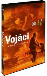Vojáci - díl II - Příběh z Kosova - DVD /plast/