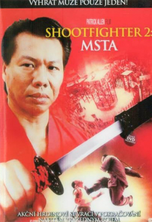 Shootfighter 2 - Msta - DVD /plast/