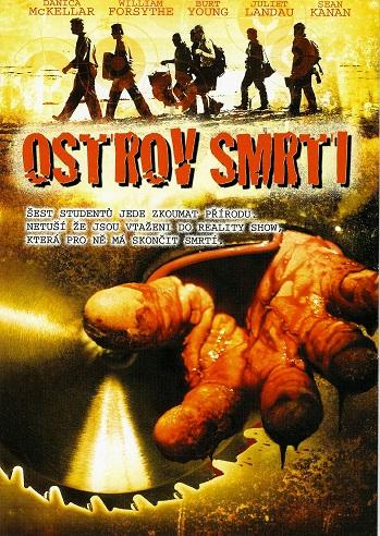 Ostrov smrti ( pošetka ) DVD