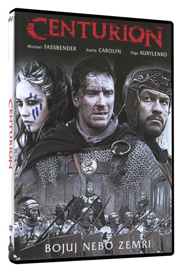 Centurion - DVD /plast/