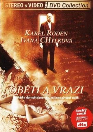 Oběti a vrazi - DVD /plast/