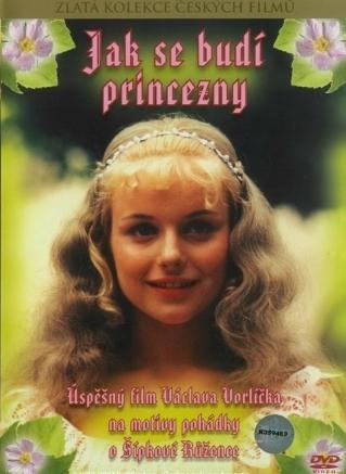 Jak se budí princezny - Zlatá kolekce českých filmů - DVD /plast/
