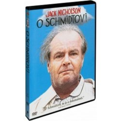 O Schmidtovi - Jack Nicholson - DVD /plast/