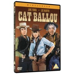 Cat Ballou - DVD /plast/