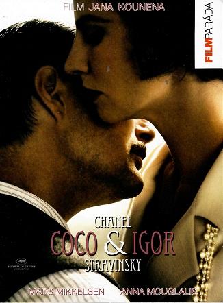 Coco Chanel & Igor Stravinsky ( digipack ) DVD