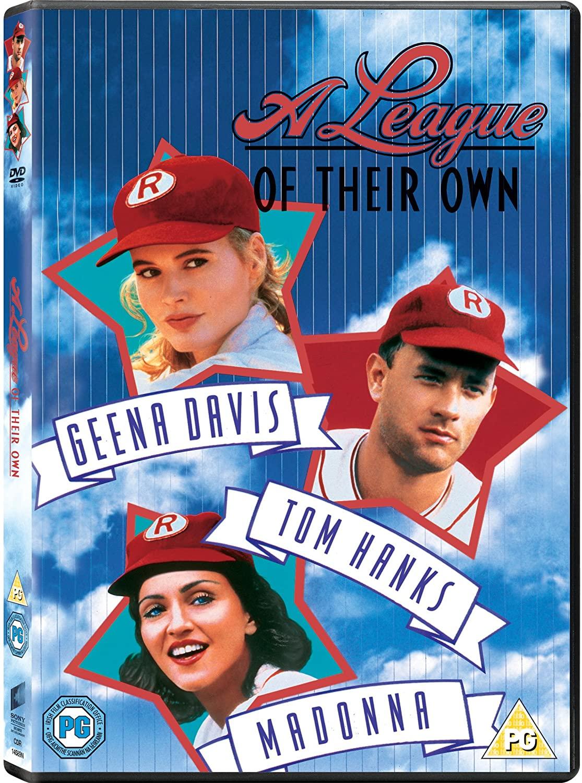 A League of their own - DVD /plast/