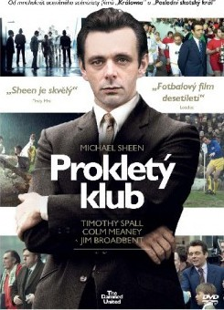 Prokletý klub - DVD /plast/