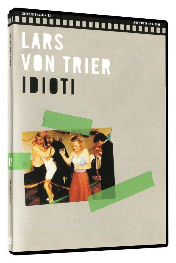 Idioti - DVD /plast/