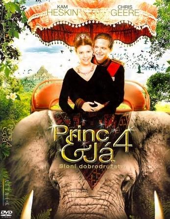 Princ & já 4 - DVD /pošetka/