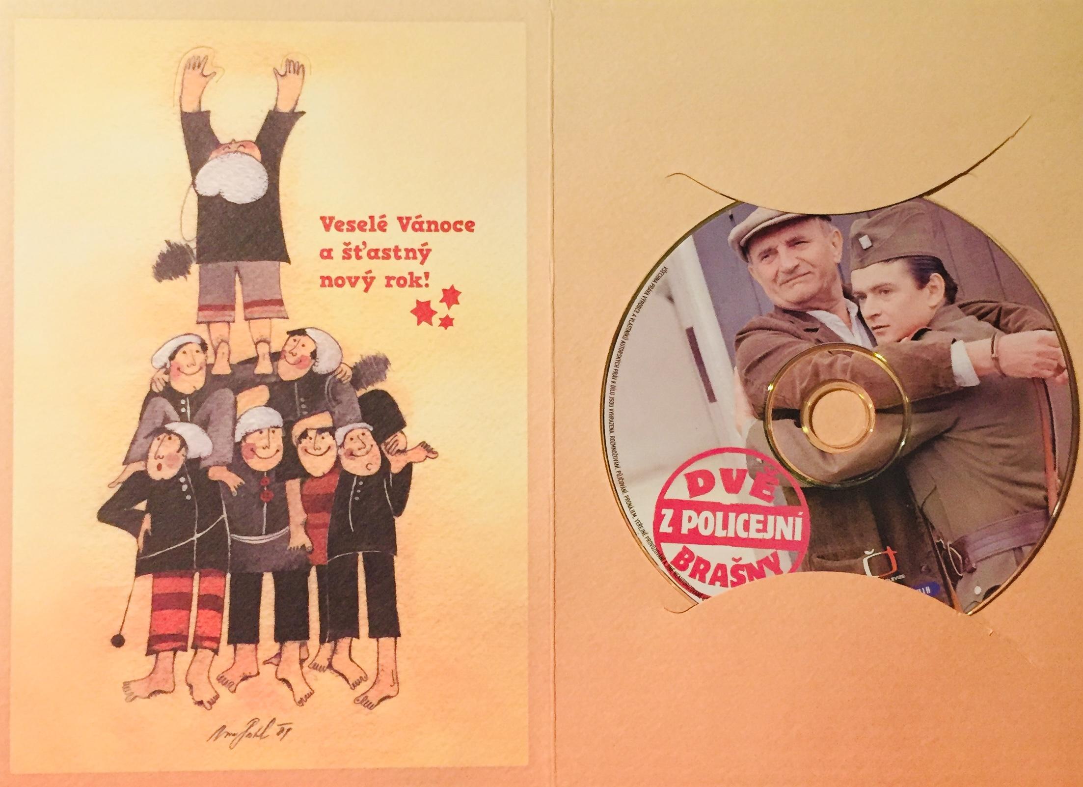 Dvě z policejní brašny - DVD /dárkový obal/