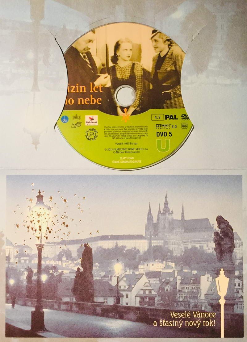 Lízin let do nebe - DVD /dárkový obal/