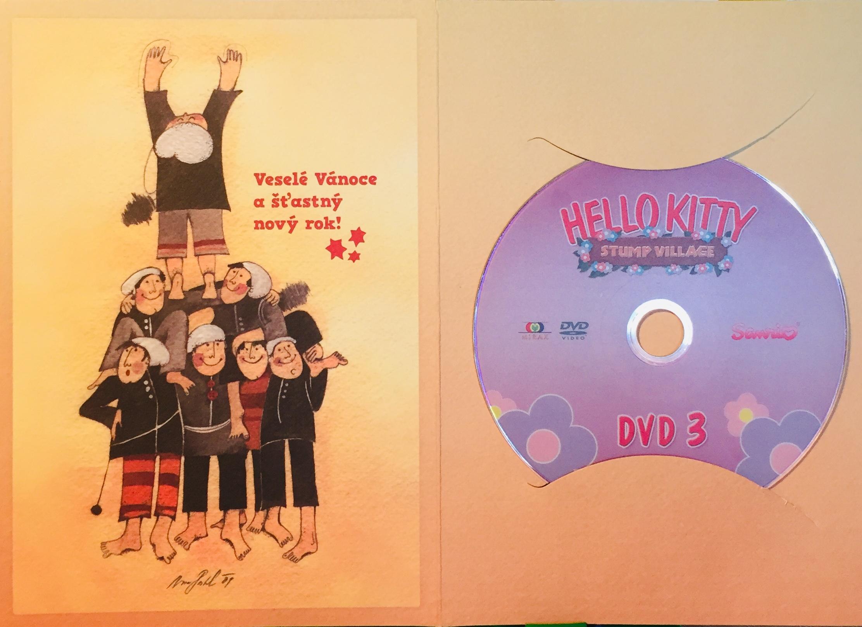 Hello Kitty 3 - DVD /dárkový obal/