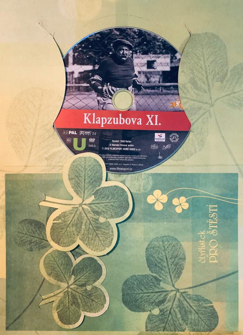 Klapzubova XI. - DVD /dárkový obal/