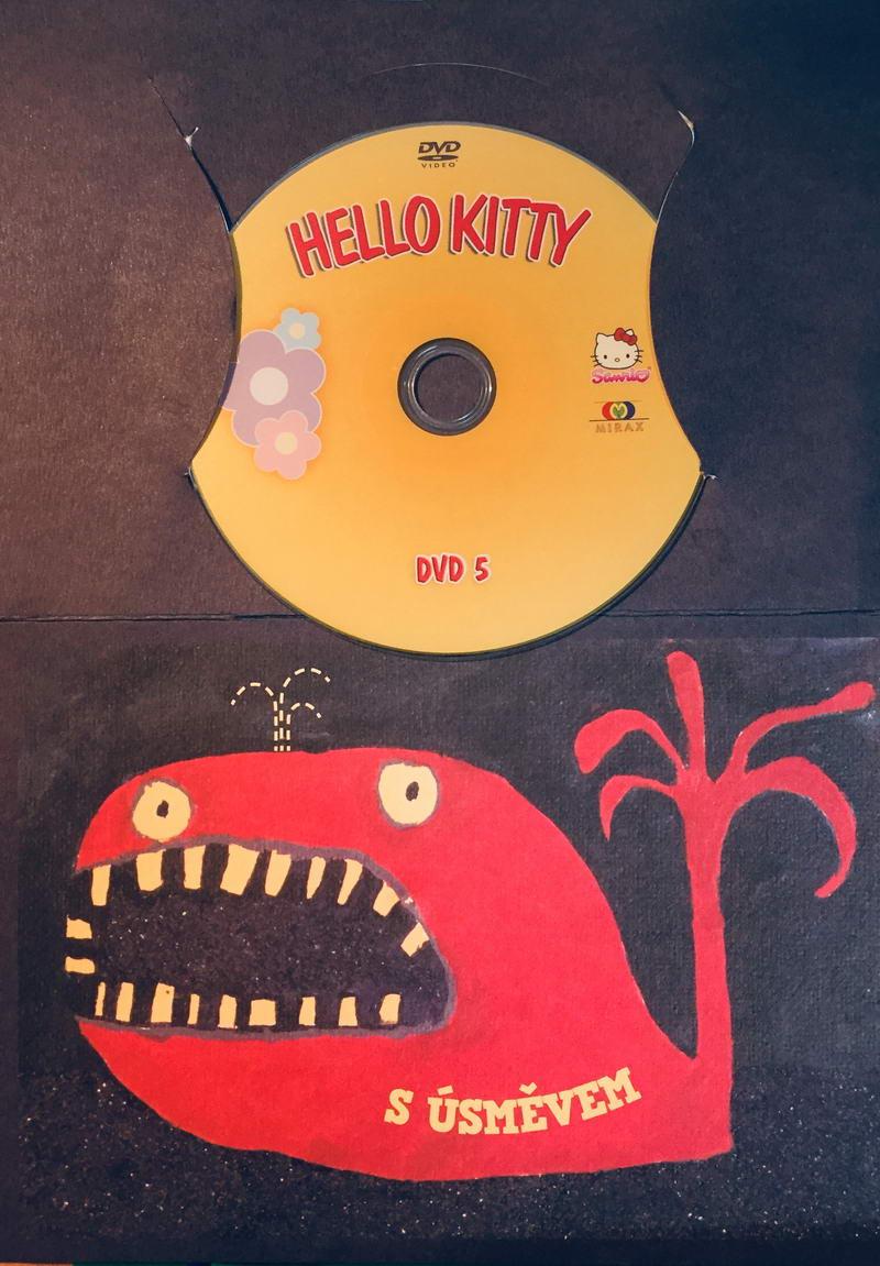 Hello Kitty 5 - DVD /dárkový obal/