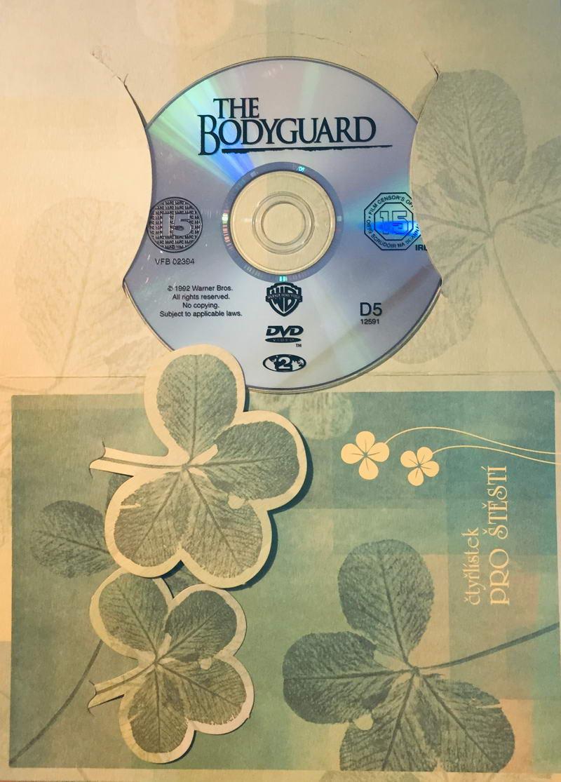 The Bodyguard - DVD /dárkový obal/