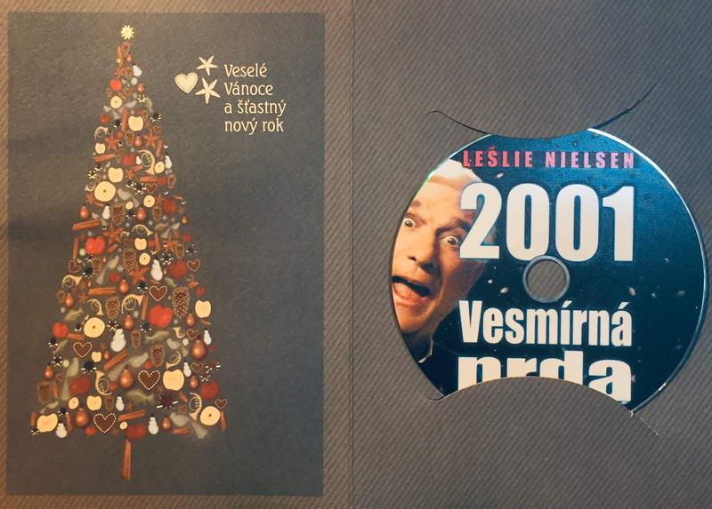 2001: Vesmírná prda - DVD /dárkový obal/