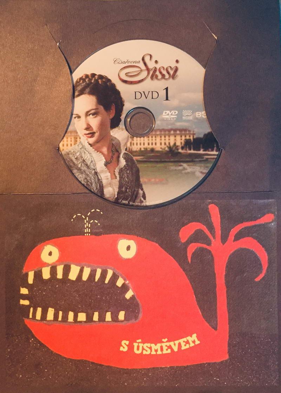 Císařovna Sissi 1 - DVD /dárkový obal/