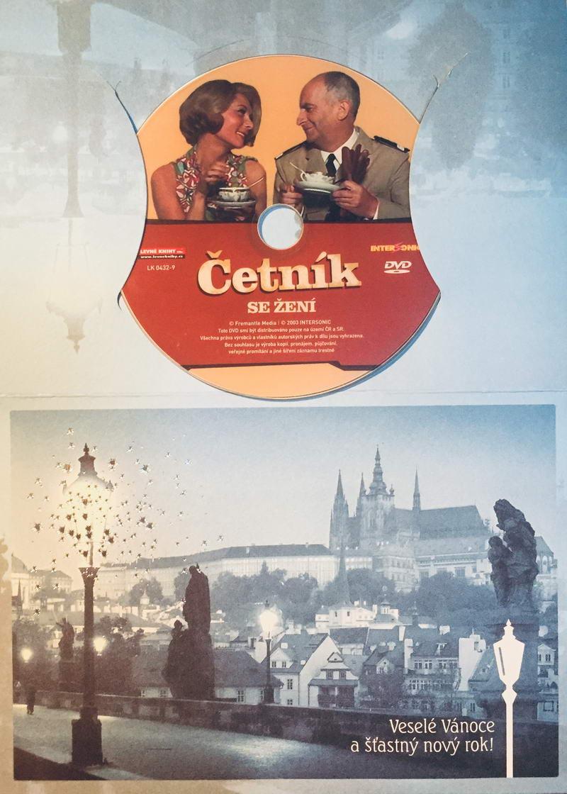 Četník se žení - DVD /dárkový obal/