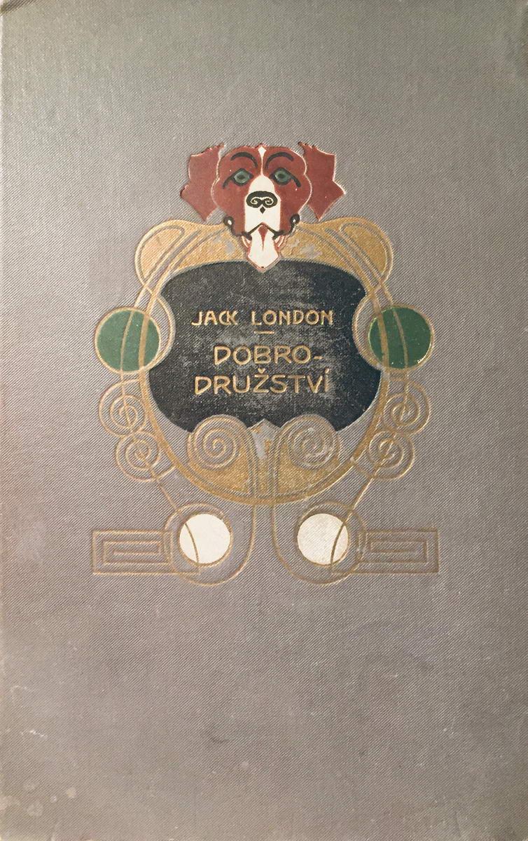 Dobrodružství - Jack London /bazarové zboží/
